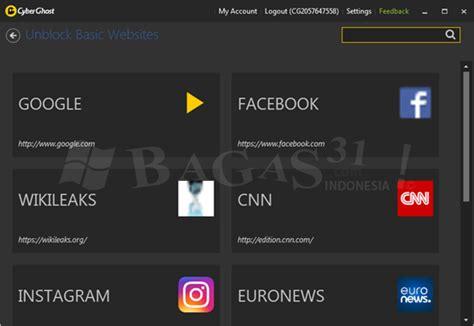 bagas31 vpn cyberghost vpn 6 0 5 full version