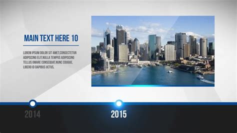 free after effects corporate templates clean corporate timeline after effects templates