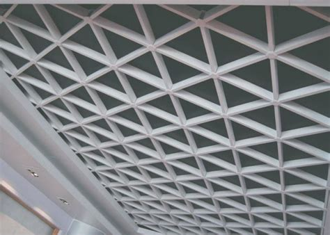 Commercial Ceiling Tiles by Extruded Triangle Commercial Ceiling Tiles Aluminum Suspending Ceiling Grid