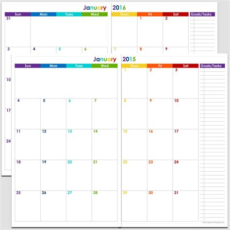 8 5 x 11 2016 calendars printable calendar template 2018 2016 printable calendar by month 8 5 x 11 search results