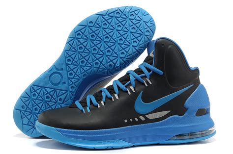 kevin durant boys basketball shoes nike kd v kevin durant basketball shoes black blue