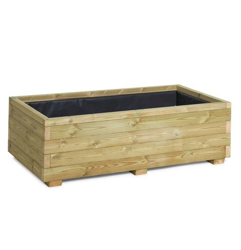 Vegetable Planters Wooden by Wooden Vegetable Planter Raised Beds Made