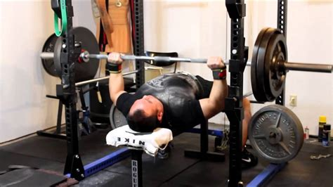 bench press 300 pounds bench press 300 lb x 8 8rm youtube