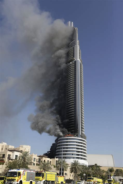 towers address dubai tower blaze shows risks in common building material daily mail