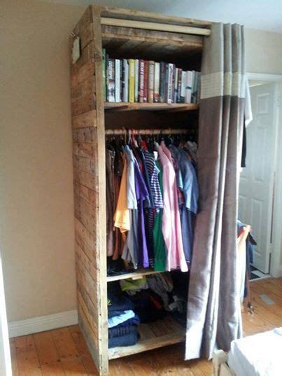 paletten kleiderschrank 5 estilos de armarios de palets originales y muy creativos