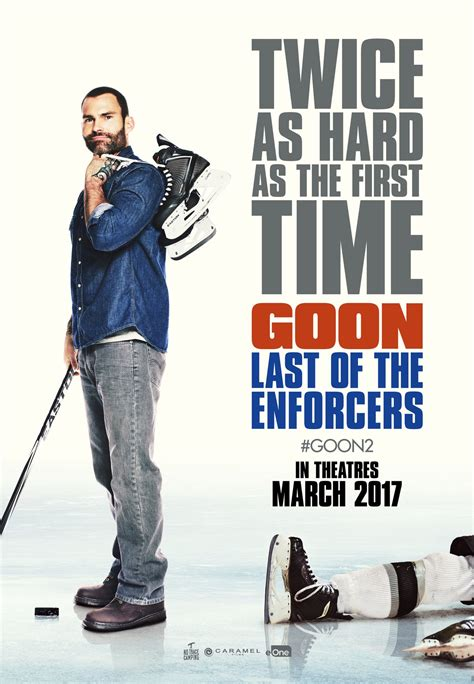 Goon Last Enforcers 2017 Goon Images Goon Last Of The Enforcers 2017 Poster Hd Wallpaper And Background Photos 40047037