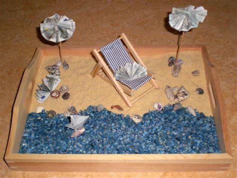 Strand Thema Badezimmerideen by Geldgeschenk Strand Geschenke Verpackung
