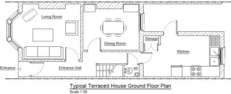 terraced house design terraced house floor plan singapore