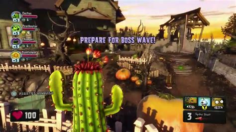 Is Plants Vs Zombies Garden Warfare by Plants Vs Zombies Garden Warfare 233 Um Shooter Usando A