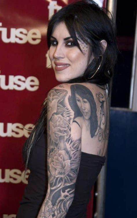 kat von d s tattoos a new hartz of d design