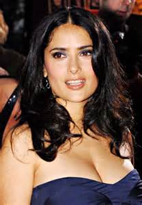 Salma hayek spends honeymoon on 30 rock set