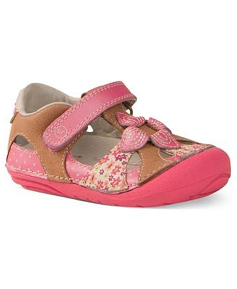 macy kid shoes stride rite shoes baby poppy sandals