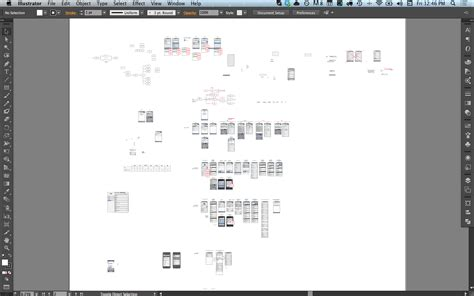 wireframe templates for adobe illustrator wireframing with illustrator and indesign