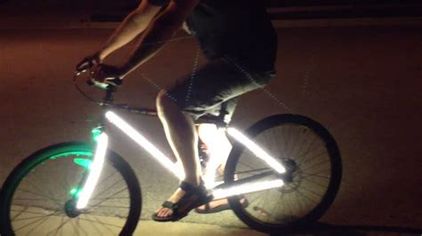 road bike led lights led light up bike frame part 2