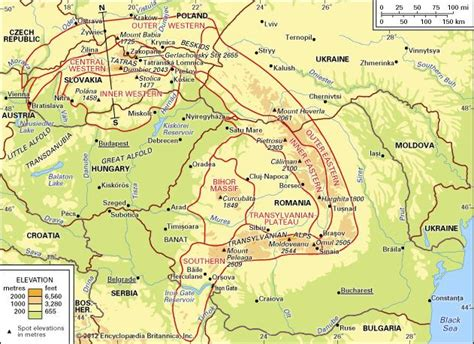 carpathian rus a historical atlas books carpathian mountains mountains europe britannica