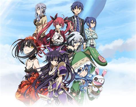 theme google chrome anime date a live anime casero noticias de animes m 250 sica de animes
