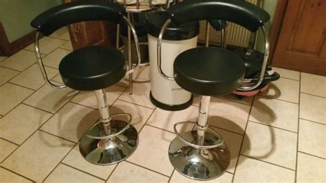 chrome kitchen island leather and chrome kitchen island bar stools for sale in