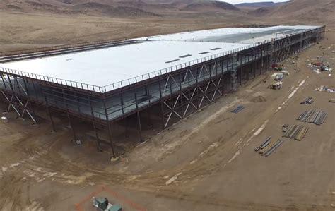 Gigafactory Tesla Drone Flyover Captures Tesla Gigafactory In Stunning Detail