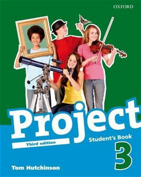 Project 2 Tom Checkbook by Project 3 3rd Edition Student S Book By Tom Hutchinson