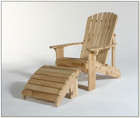 adirondack chair ottoman plans free adirondack chair footrest plans free chairs home