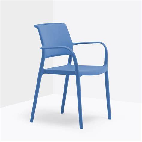 chaise jardin couleur ara 315 fauteuil pedrali en polypropyl 232 ne empilable