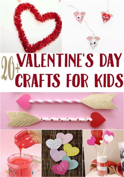 valentines day crafts  kids sunny sweet days