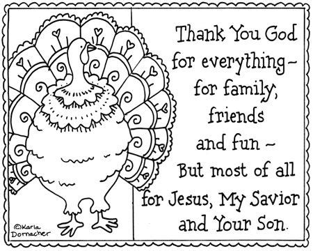thank you god for food coloring page thank you god thanksgiving turkey coloring page sunday school