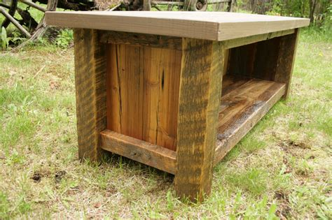 Handmade Reclaimed Wood Furniture - reclaimed barnwood custom furniture timber ridge salvage