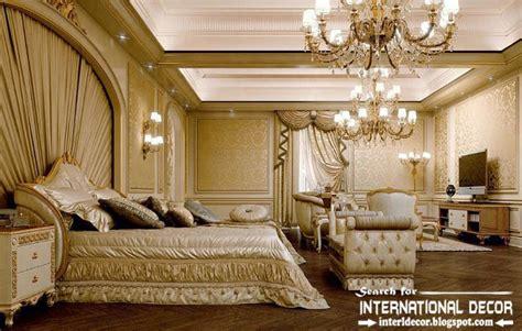 International Bedroom Decor by Luxury Classic Bedroom Interior Design Decor And Furniture
