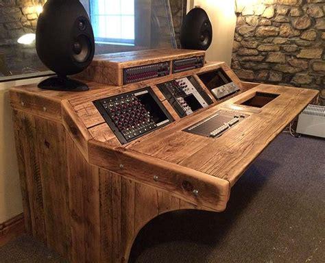 Handmade Desks - custom desks chunky studio furniture handmade in somerset