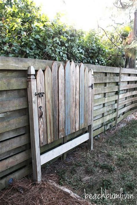 Fence Post Headboard by Gardens Rustic Headboards And Fence Posts On
