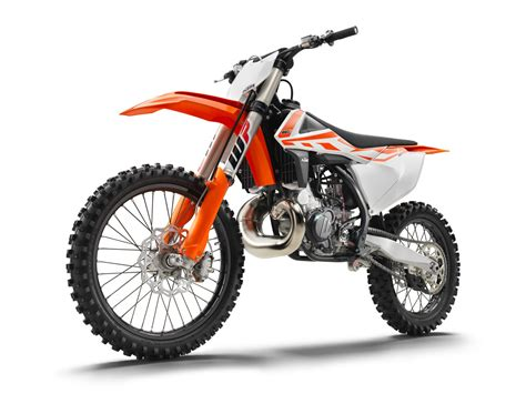 Ktm Two Stroke Ktm Introduces All New Two Stroke 250sx For 2017