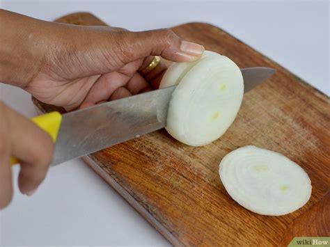 cara membuat onion ring sendiri 4 cara untuk membuat adonan onion ring wikihow