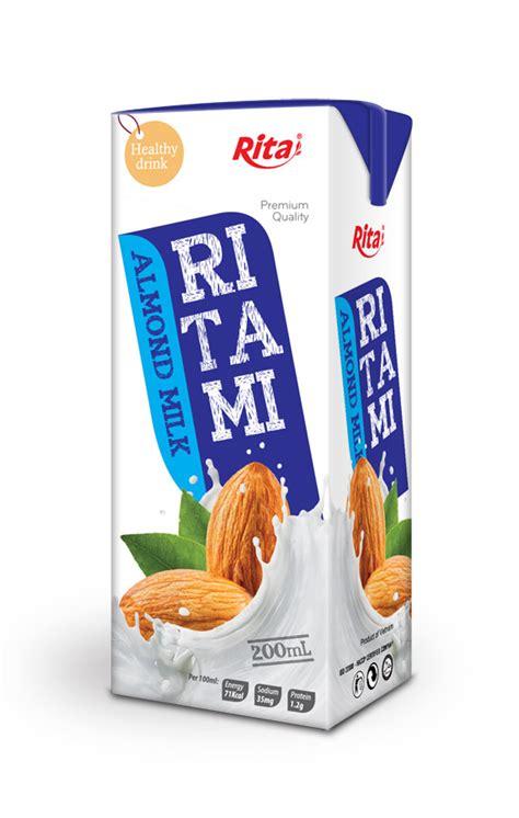 M Lk Almond Almond Milk 350ml 350ml green tea premium quality pp bottle label beverages