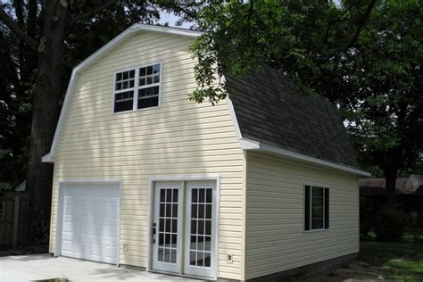 gambrel roof shed oz visuals design  type