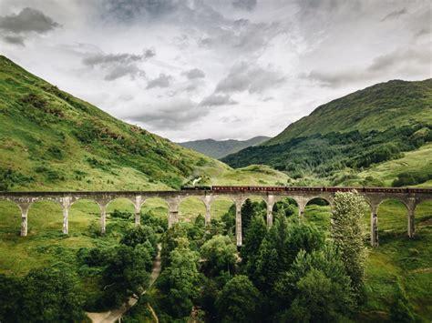 firmarejser til skotland  det fantastiske og