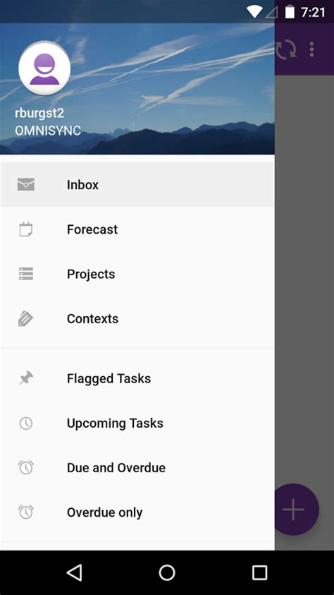 omnifocus android focus gtd android apps on play