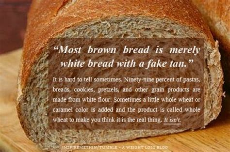 Rye Bread Shelf by Most Brown Bread Is Merely White Bread With A