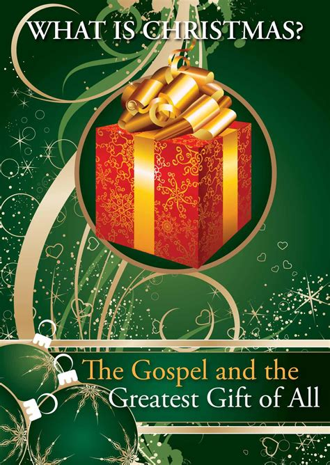 gospel tracts for christmas paul trimble printing