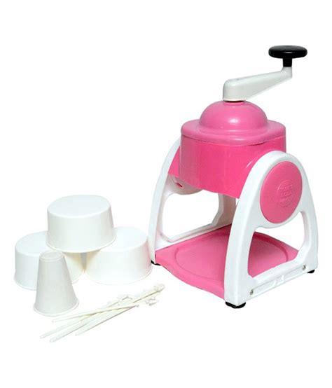 total home appliances gola maker shaver slush maker