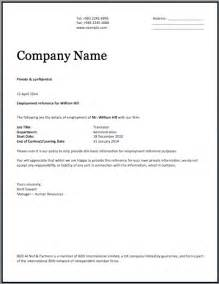 Certification Letter Employer free sample employment certificate template created using ms word