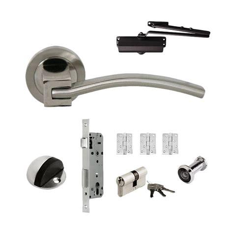 Kunci Dekkson Mts Il Dl8485 jual dekkson lhr 2238 sn np modern set handle pintu