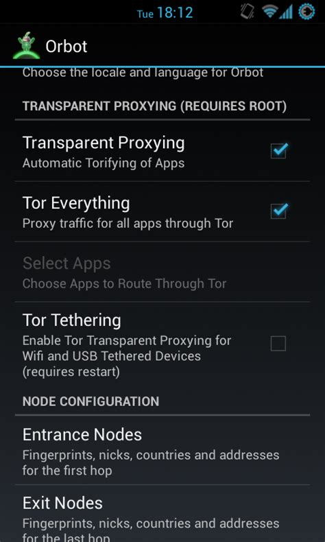 tor on android ubertechblog how to use tor on android