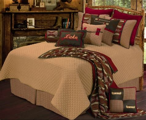 lake house bedding lake bedding full size