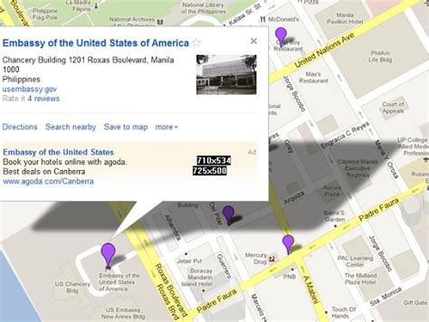 map us embassy manila the viewing deck how to apply for united states b 2
