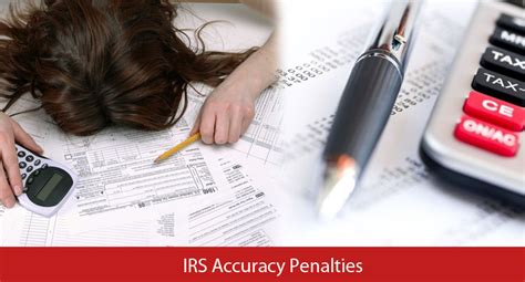 irs section 6662 irs penalty relief