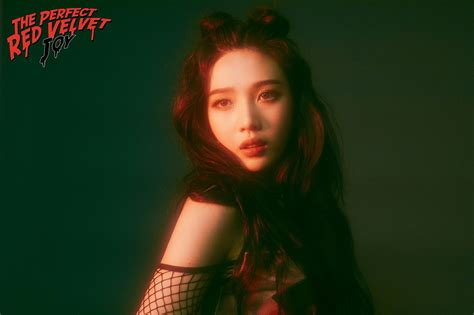 Velvet The 2nd Repackage Album The Velvet teaser wendy teaser photo for quot bad boy quot kpopmap