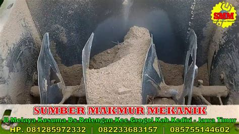 Mixer Horizontal Pakan Ternak mesin mixer pengaduk pakan ternak ribon mixer horizontal