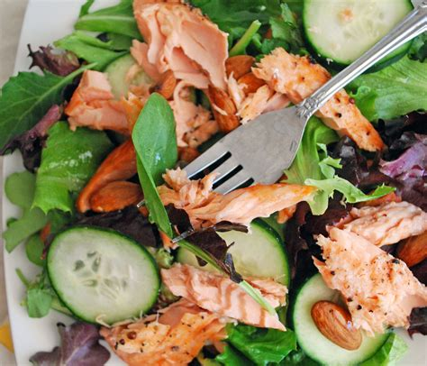 Soup Kitchen Ideas by Salmon Salad Recipe Dishmaps