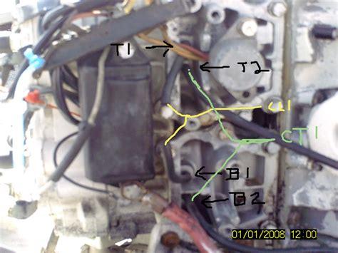 evinrude  hp recirculating hose diagram  hull